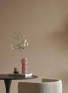 Beige Room, Beige Living Rooms, Beige Wall Colors, Room Colors, Living Room Korean Style, Taupe Walls, Beige Paint, Beige Wallpaper, Happy New Home