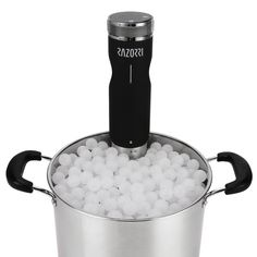 Razorri Sous Vide Cooking Balls 250 Count with Drying Bag for Sous Vide Cookers Precision Immersion Circulators BPA free Kitchen Sale, Kitchen Items, Kitchen Gadgets, Cooking Appliances, Home Appliances, Sous Vide Cooking, Kitchen Accessories, Slow Cooker, Balls