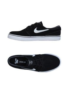 889bfed1702b NIKE SB COLLECTION Men s Low-tops   sneakers Black ...