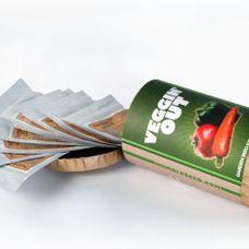 Vegetable Seed Kit - Veggin' Out