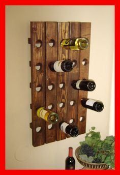 Wine for the wall!