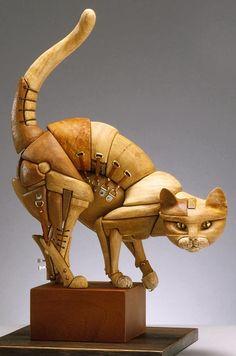 John Morris Sculptor