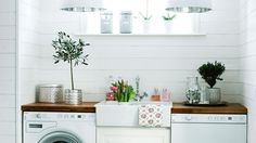 The Block Laundry Week: Tips For A Smart Space