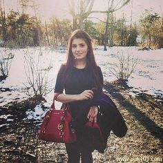 Momina Mustehsan -Pakistani Female Singer And Musician Celebrity