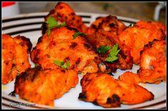 Desi Tandoori Chicken ~ Food Fun Freak