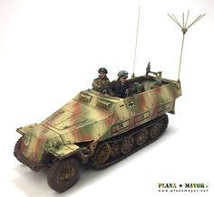 D Funkerpanzerwagen, Kampfgruppe Peiper, Ardennes Joachim Peiper, Military Vehicles, Tanks, Modeling, France, Modeling Photography, Army Vehicles, Shelled, Military Tank