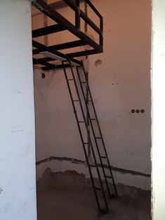 fém galéria Ladder, Double Bunk, Stairway, Ladders
