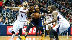 Indiana Pacers vs Atlanta Hawks, May 3, 2014 at 5:30pm Game 7 of the 1st Round of the NBA Playoffs!!