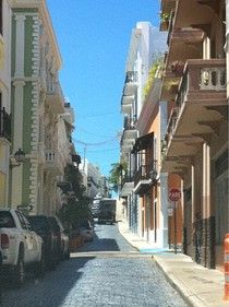 Hope to visit..AGAIN! :) Old San Juan, Puerto Rico