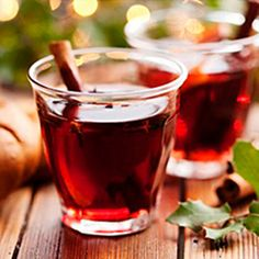 Last-Minute Mulled Wine Cocktail Recipe - 1000 Cocktails