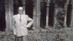 Ο Νίκος Καζαντζάκης στη Ζυρίχη, Αύγουστος 1955