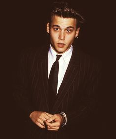 A Young Depp