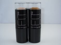 Maybelline Fit Me Shine Free Stick Foundation Review & Swatches