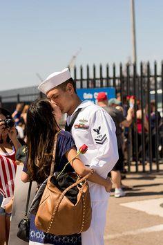 Marines in San Diego Kalifornien