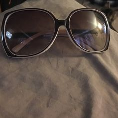 Chanel sunglasses These are non auth but still very cute they are brand new I love them but I have a tiny face these are just a little too big CHANEL Accessories Glasses