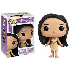 Pocahontas Pop! Vinyl Figure - Funko - Pocahontas - Pop! Vinyl Figures at Entertainment Earth