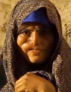 Afghan woman mutilated by her own husband for refusing to sell her daughters as child brides