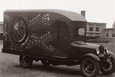 Philips geluidswagen