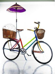Lela Rose-Fashion Center Bicycles 09.11 028