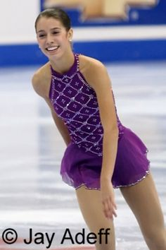 Alissa Czisny -Purple/Lilac Figure Skating / Ice Skating dress inspiration for… Ice Dance Dresses, Figure Skating Dresses, Eislauf Outfits, Figure Ice Skates, Figure Skating Costumes, Skate Style, Skate Wear, Beautiful Figure, Dance Costumes