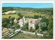 Treigny - TREIGNY / Vue aérienne / Le Château de Ratilly