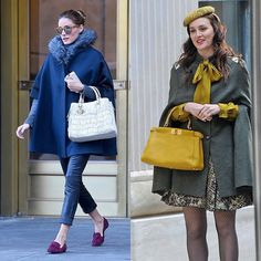 The Olivia Palermo Lookbook : Olivia Palermo Is the Real-Life Blair Waldorf