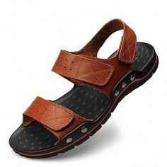 db1b16f3af81 14 Fascinating Mens Sandals No Toe Mens Sandals Leather Dress  shoesimport   shoesfashion  MensSandals