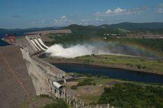 Represa de Guri - Guayana - Venezuela