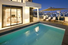 Waterfront Penthouse, Cape Town