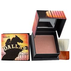 Dallas Box o' Powder Blush - Benefit Cosmetics | Sephora