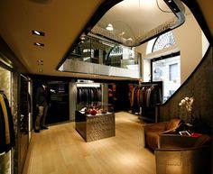 Domus Prima - The first Milanese flagship store of designer label Massimo Sforza. #shopping #milan #MenFashion #style http://www.wheremilan.com/site/?p=18051