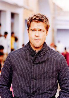 Brad Pitt by Ellen von Unwerth