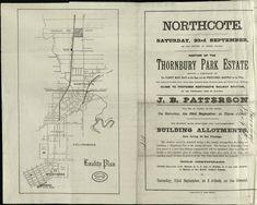 State Library Victoria - Thornbury Park Estate, Northcote Broken Promises, Victoria, Park, Parks
