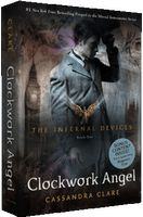 Sarah's Reviews: Series Review: The Infernal Devices, By Cassandra Clare Clockwork Angel