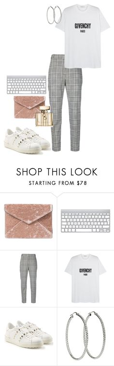 """""""Savannah #2"""" by fashionblondegirl ❤ liked on Polyvore featuring Rebecca Minkoff, Alexander Wang, Givenchy, Valentino and Gucci"""