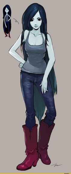art-adventure-time-Marceline-adventure-time-art-526183.jpeg (1088×2633)