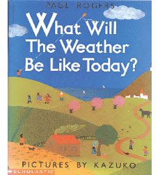 Weather Books - No Time For Flash Cards