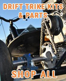 Go Kart Parts, Racing Go Kart Parts, Off-Road Go Karts, Drift Trikes and So Much More!