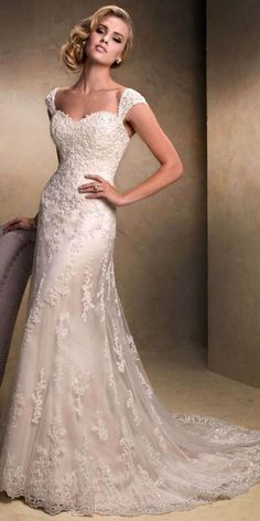 21 Best Of Romantic Wedding Dresses By Maggie Sottero | Wedding Forward