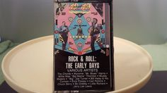 Rock & Roll The Early Days Elvis Presley Chuck Berry Various Artist Cassette