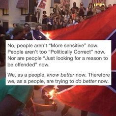 """""""Politically correct"""", is an awkward term, for the simple act of showing respect, to all people."""