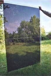 Doorzichtige zonnepanelen - Verbouwkosten