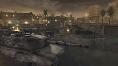 """Bog is a multiplayer map of Call of Duty 4: Modern Warfare. It is based on the campaign level of a similar name, """"The Bog"""". - Bog is a very wide open and set in a junk-filled Middle-Eastern field. There are four regions on the map. Although it appears to be wide open with little or no cover, the tank, the tall grasses, and the random bits of junk are surprisingly effective at concealing a soldier. The """"Hamburger Hill"""" can be used to snipe towards the other side of the map."""