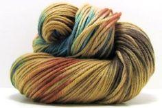 Supermerino Wool Yarn by AdelaideYarn on Etsy, $20.00