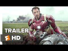 Captain America: Civil War Official Trailer #1 (2016) - Chris Evans, Scarlett Johansson Movie HD - YouTube