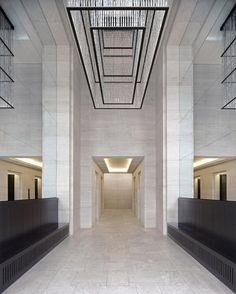 Upper Eastside, Wohn- und Geschäftshaus, Unter den Linden-gmp Architekten von Gerkan, Marg und Partner