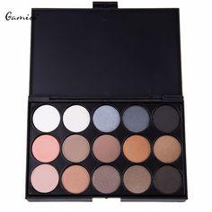 Concealer Matte Eyeshadow Palette 2016 Gamiss Naked Professional Makeup Palette Eye Shadow Make up Set Shadows Cosmetics