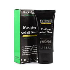 f1664a8e3c8 Shill Cleansing Mask Black Blackhead Peel Deep Cleansing Remover Purifying  Mud Face Acne Pilaten Off Facial