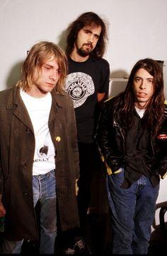 Nirvana | Kurt Cobain 1991