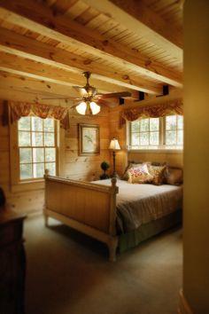 Rockbridge - Photos | Southland Log Homes